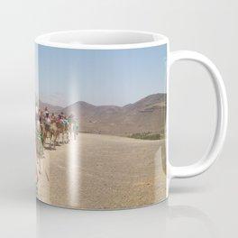 Camel Riders Coffee Mug