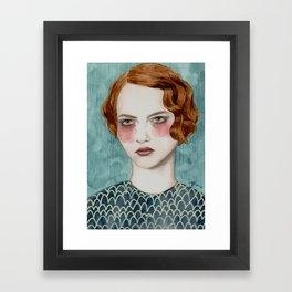 Sasha Framed Art Print