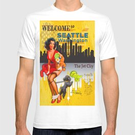 WELCOME TO SEATTLE T-shirt