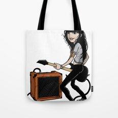 Queen of noise. Tote Bag