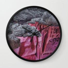 Edges Wall Clock