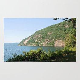 Roger's Rock on Lake George, NY Rug