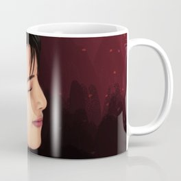 BTS RM FAKE LOVE FANART Coffee Mug