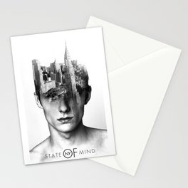 New York is on my mind Stationery Cards