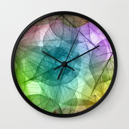 Love , eternity and surrender. Wall Clock