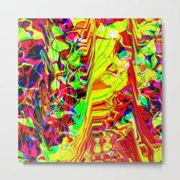 Carnival Epilepsy Metal Print