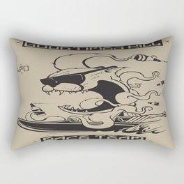 Good Times Kill Race Team Rectangular Pillow