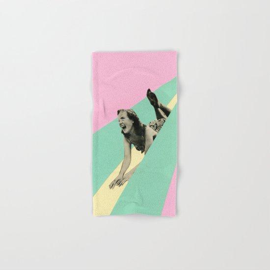 Slide Hand & Bath Towel