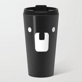 The Black Bear Travel Mug