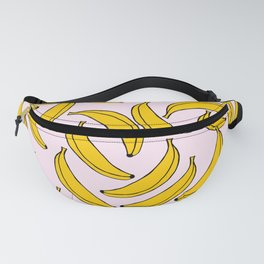 Cute Bananas Fanny Pack