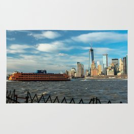 Freedom Tower 2013 w/ Boat Rug