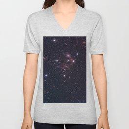 Reflection Nebula Unisex V-Neck