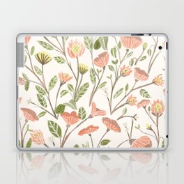 Spring Floral Pattern Laptop & iPad Skin