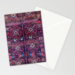 Baluch Khorasan Northeast Persian Rug Print Stationery Cards