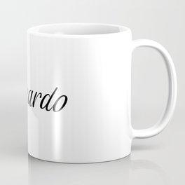 Name Edwardo Coffee Mug