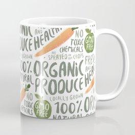 Organic Produce Coffee Mug