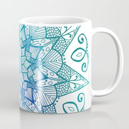 Calm Tangles Coffee Mug