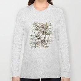 Autistic Remix #003 Long Sleeve T-shirt