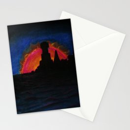 The Last Safe Port Stationery Cards