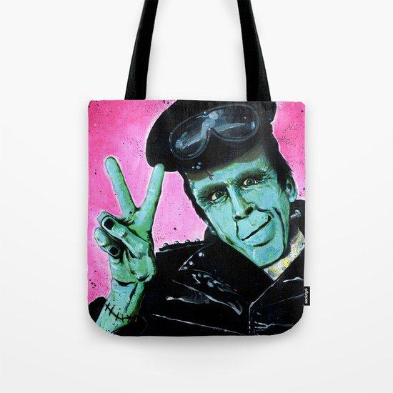 Munster Go Home! Tote Bag