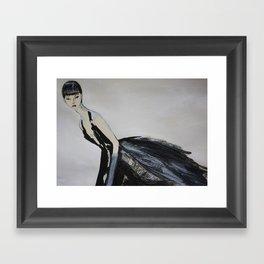 Self Portrait  #society6  #decor #buyart Framed Art Print