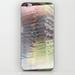 Kick Drum Heart iPhone Skin