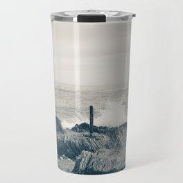 Waves of Kaikoura Travel Mug
