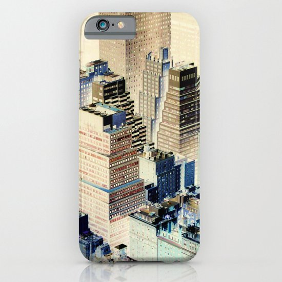 Be careful, we watch you! iPhone & iPod Case