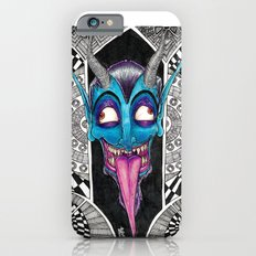 Blue Demon iPhone 6s Slim Case