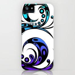 Tribal Swirl iPhone Case
