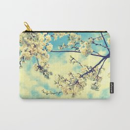 Sweet Blossoms Carry-All Pouch