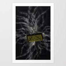 Hammer of the Gods Art Print