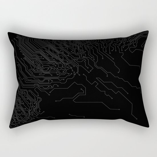 Let's Make Things More Complicated. Rectangular Pillow