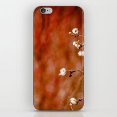 Red Hot Winter iPhone & iPod Skin