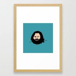 Jimbo (Color) Framed Art Print