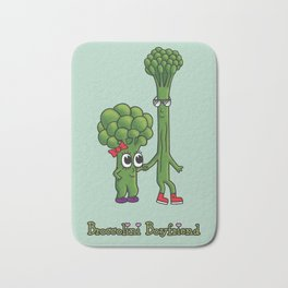 Broccolini Boyfriend Bath Mat