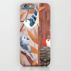 Autumn Birds Slim Case iPhone 6s