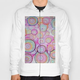 color bubbles Hoody