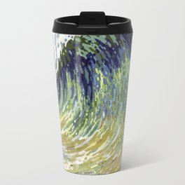 Big Wave Hawaii Travel Mug