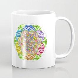 Hidden Jewel - The Rainbow Tribe Collection Coffee Mug