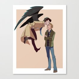 The Profound Bond Canvas Print