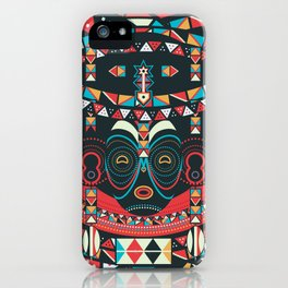 Massai iPhone Case