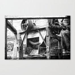 Machined Dream 06 Canvas Print