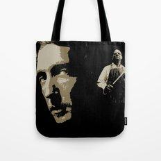Juxtapose V Tote Bag