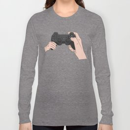 Dad Play Long Sleeve T-shirt