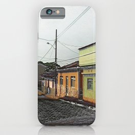 Rua dos Machado iPhone Case