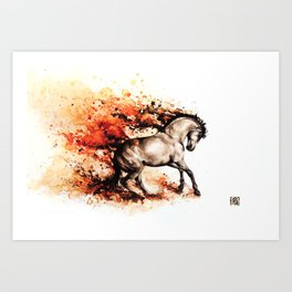 """""""Energy"""" Art Print"""