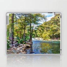 Guadalupe River - Gruene Texas Laptop & iPad Skin
