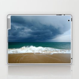 Brewing Storm Laptop & iPad Skin