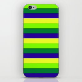 Brazil Summer iPhone Skin